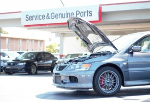Brand-new 2006 Mitsubishi Evolution IX MR for sale