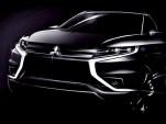 Mitsubishi Plans Sporty Outlander Plug-In Hybrid Concept For Paris Auto Show