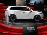 Mitsubishi Outlander PHEV Concept S  -  2014 Paris Auto Show