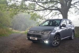 Mitsubishi Outlander Plug-In Hybrid: Gas Mileage Drive Report