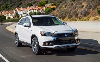 2015 Mitsubishi Outlander Sport recalled for transmission problem