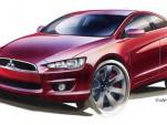 Mitsubishi readies new Lancer Sports Sedan for NAIAS