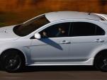 Mitsubishi reveals production Lancer Sportback
