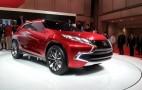 Mitsubishi concepts at Tokyo Motor Show: GC-PHEV, XR-PHEV, AR