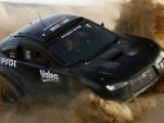 Mitubishi reveals new Racing Lancer rally car