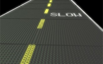 Department Of Transportation Funds Solar Roadways Project