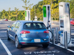 Mockup of Electrify Canada DC fast charge station from Volkswagen