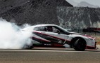 Nissan sets drifting record with GT-R Nismo--update