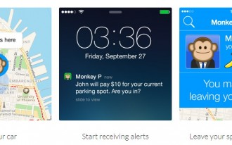 """MonkeyParking Told To Stop """"Auctioning City Parking Spots"""" In San Francisco"""