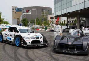 Monster Tajima's Monster Sport E-RUNNER Pikes Peak Special