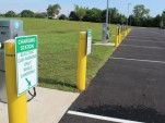 Montgomery County Community College: Green Parking Lot