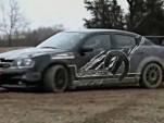 Mopar and Magneti-Marelli Dodge Avenger Rally Car