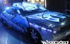 2009 Mopar Drift Dodge Challenger Photos Surface before debut
