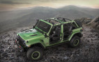 Mopar shows off two customized 2018 Jeep Wranglers
