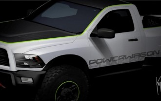 Is Dodge Readying A Raptor Fighter?