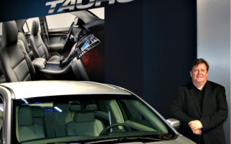 2010 Ford Taurus Design: Five Minutes with Moray Callum