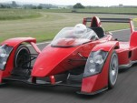 More details on Caparo's F1 car for the road