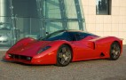 More Images Of The Pininfarina-Designed P4/5
