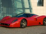 More images of the Pininfarina designed P4/5