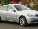 More powerful VQ engine planned for 2009 Infiniti M35