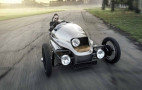 The Morgan EV3 will finally whir to life in 2018