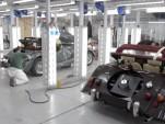 Morgan Motor Company tour with Drive