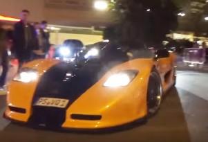 Mosler MT900 GTR spotted in Monaco