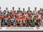MotoGP Class of 2012 - Courtesy MotoGP
