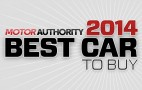 Motor Authority's Best Car To Buy 2014 Nominees List: Cream Of The Crop