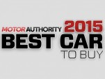 Motor Authority's Best Car To Buy 2015