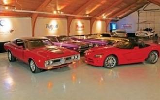 Twelve Days of Christmas: Motor City Dream Garages