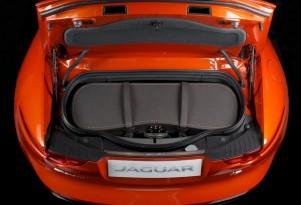 Moynat Jaguar F-Type luggage trunk