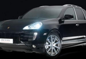MTM takes on the Porsche Cayenne Diesel