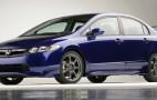 MUGEN prepped Honda Civic Si Sedan at SEMA