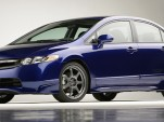MUGEN prepped Honda Civic Si Sedan at SEMA
