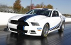 Ford Mustang Cobra Jet Gets Twin Turbos: SEMA 2012