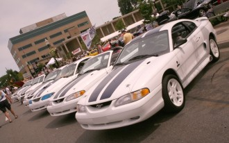 Father's Day Gift Idea: Take Him To A Car Show