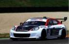 N.Technology Porsche Panamera Race Car Wins In Debut Outing