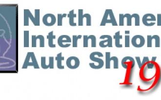 1999 Detroit Auto Show, Part I