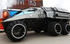 NASA reveals new Mars rover concept