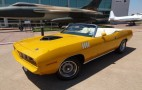 'Nash Bridges' 1970 Plymouth 'Cuda Convertible For Sale On Ebay