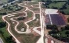 New Aerial Photos Show Progress On National Corvette Museum Motorsports Park