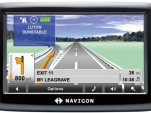 Navigon 2150 Max traffic-enabled satnav
