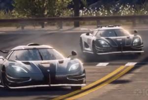 Need For Speed Rivals Koenigsegg One:1 screencap