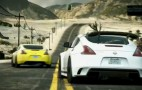 Sports Illustrated Swimsuit Models Join Need For Speed: The Run