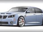 Neil Tjin Pontiac G8 CST preview