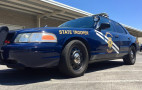 The Nevada Highway Patrol retires its last Ford Crown Vic