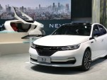 NEVS reveals Chinese electric cars based on former Saab 9-3, 9-3X models (updated)