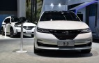 NEVS presents 9-3, 9-3X electric cars at 2017 CES Asia