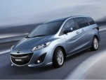 New 2011 Mazda Mazda5 minivan, to be unveiled at Geneva Motor Show, March 2010